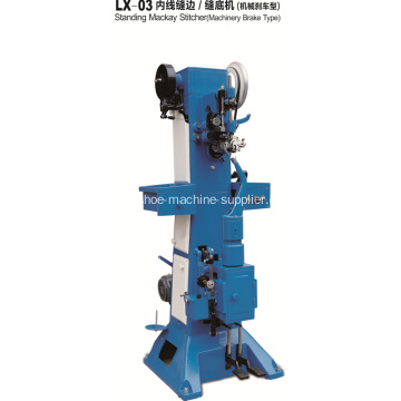 Vertical Outsole Stitching Machine