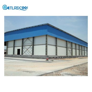 Prefabricated lemon cold storage project