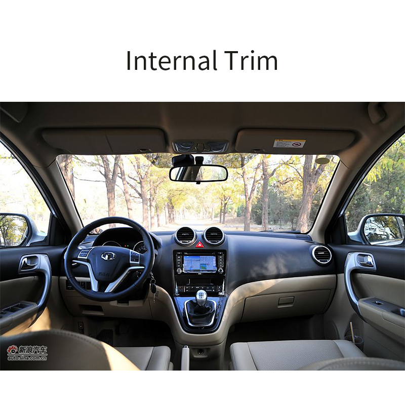 Internal Trim
