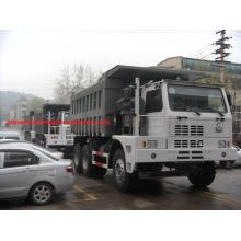 Good Quality for Mine Dump Truck Sinotruck HOWO  Dump Truck 6X4 371HP 70T supply to Monaco Factories