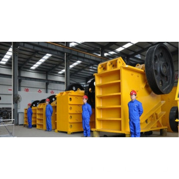 High Efficient Portable Mobile Jaw Crusher Plant