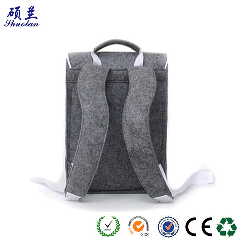 Good Quality Felt Backpack Bag