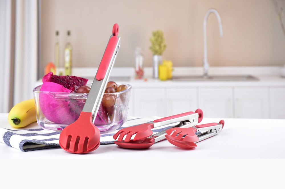 Silicone Food Tongs