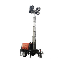 Diesel Generator Mobile Light Tower