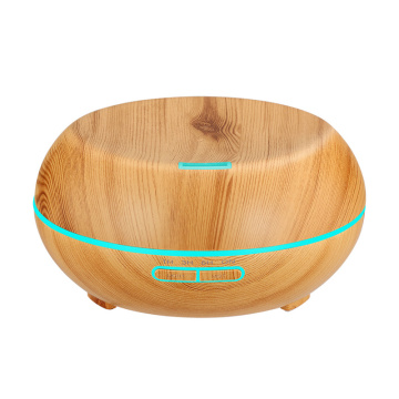 Wood Grain Amazon Diffuser For Essential Oils