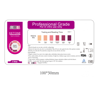 On Sale Ketone Test Strips Visual