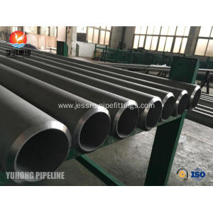 "Factory source manufacturing for  Stainless Steel Pipe ASTM A312 TP347H 6"" SCH40 supply to Bahamas Exporter"