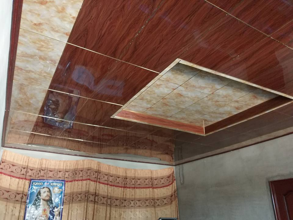 2017 Home Decorative Materials Used for False Ceiling