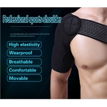 Cheap for Shoulder Support Adjustable Orthopedic medical football shoulder strap pads export to France Factories