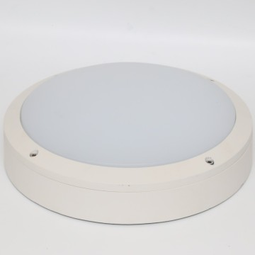 Die Cast Aluminium 30W IP66 IK10 LED Bulkhead Light