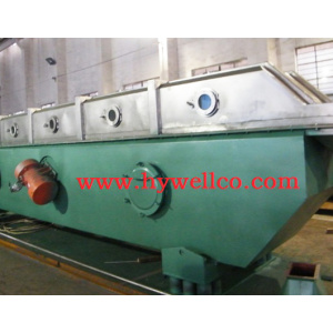 Fluid Bed Herbicide Granule Drying Machine