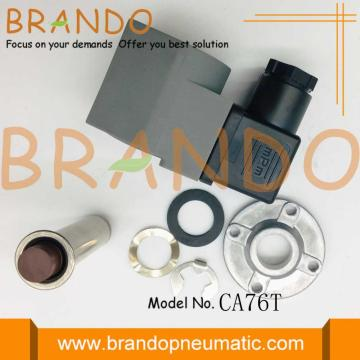 Thread Port Grey Connector CA76T