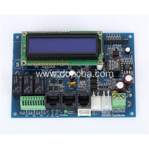 Factory source for Hybrid PCB Assembly Service Hybrid PCB PCBA Assembly Service supply to Russian Federation Factories