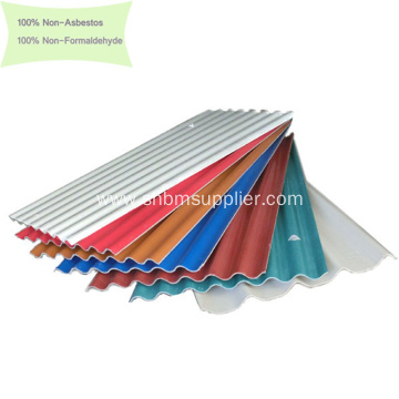 100% Non-asbestos Anti-Aging MGO Roofing Tile