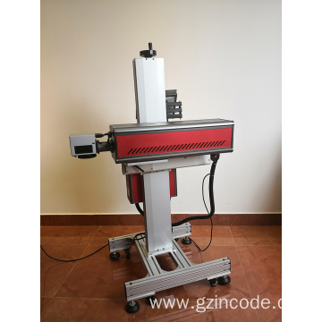 30W Fiber Laser Engraver Printer For Metal