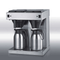 Stainless steel automatic drip coffee machine