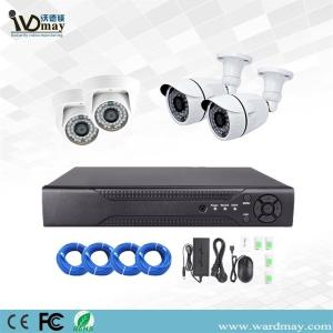CCTV 4chs 2.0MP Security Surveillance PoE NVR Kits
