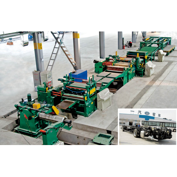 Metal Coil Slitting Machine