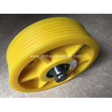 Car Top Pulley for ThyssenKrupp Elevators 400*7*8
