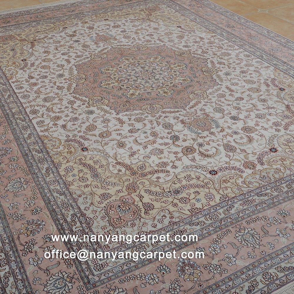 Light Color Indian Carpet
