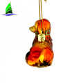 Glass  Festival Christmas Tree Hanging Decoration