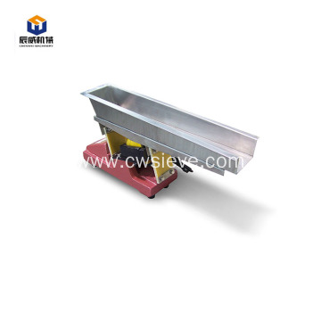 auto control gzv electromagnetic vibrating feeder