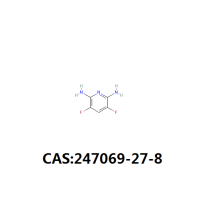 Best Price for for Nifuratel Drug Raw Material DFSX-2 intermediate cas 247069-27-8 Difluoropyiridin export to Norfolk Island Suppliers