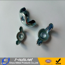 Stainless steel wing nuts