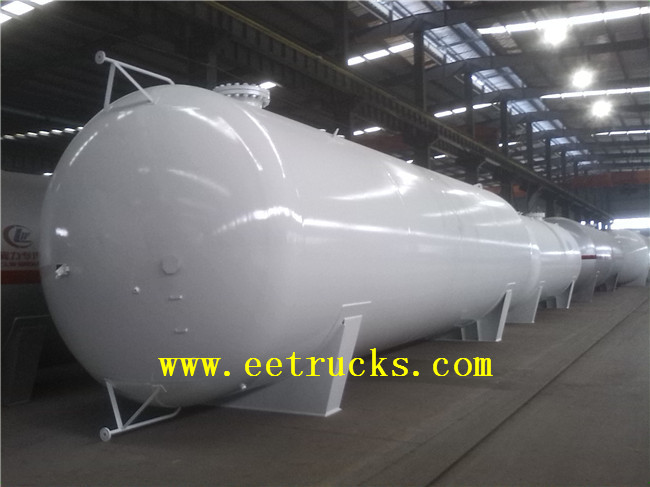 40 TON Liquid Ammonia Storage Tanks
