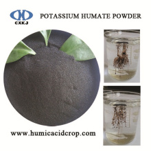 Good Quality for Potassium Humate Crystal POTASSIUM  HUMATE POWDER export to Mauritius Factory