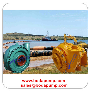 Sand Dredging Gravel Slurry Pump