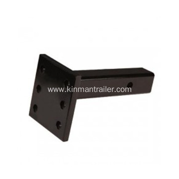 Pintle Hook Adapter For Trailer Hitch