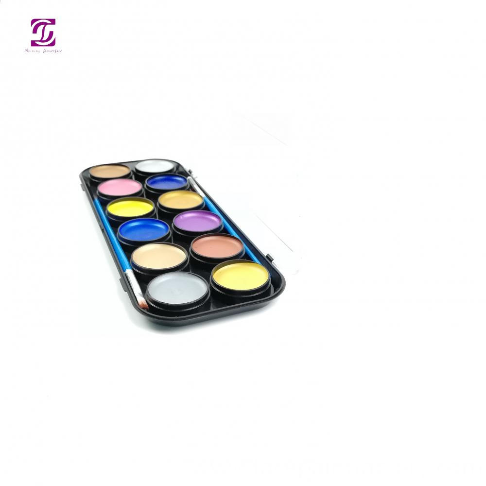 12color Face Paint