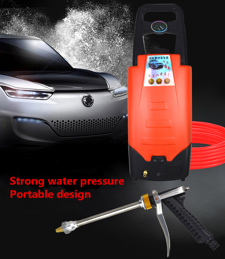 Car Washer Portable 5