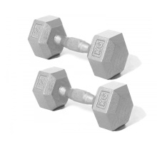Customized for China Cast Iron Dumbbells,Cast Iron Hex Dumbbell,Training Cast Iron Dumbbell Manufacturer 7KG Cast Iron Hex Dumbbell export to Burundi Supplier