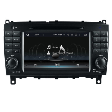 Benz 7inch Touch Navigation Android System