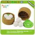 Popular Chinese Food Eraser For Children