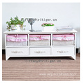 Wholesale Shabby Chic Furniture factory Antique Wooden Cabinet