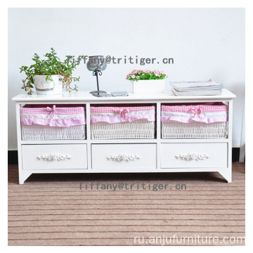 Handmade Diy living room furniture set sample wooden corner cabinet