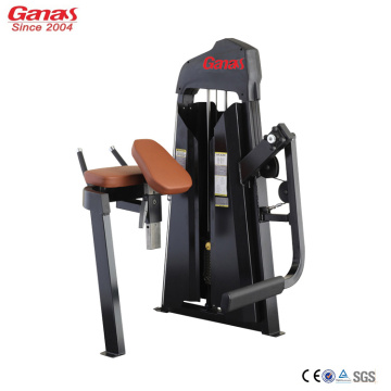 Quality Inspection for Fitness Treadmill Commercial Gym Workout Equipment Glute Extension export to India Factories