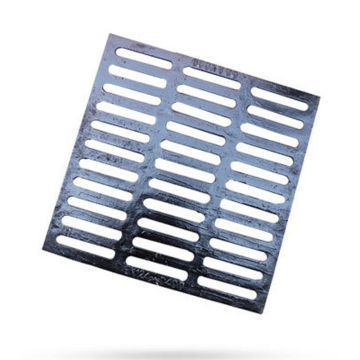 Drain Grating Cover Cast Iron Gully Metal Grating Rain Water Grating