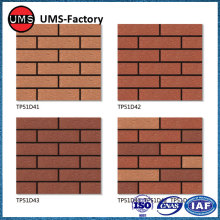 Small size exterior wall tile