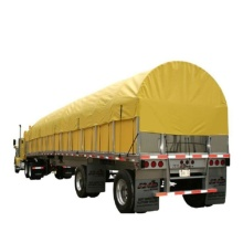 Leading for Tarpaulin Fabric Yellow Car Cover PE Tarpaulin export to India Exporter