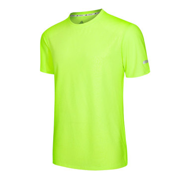 100% Polyester multi-color sports T-shirt