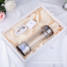 China for Hydrogen Water Bottle,Hydrogen Water Generator,240Ml Hydrogen Water Generator Manufacturers and Suppliers in China 240ml hydrogen rich water bottle supply to Argentina Manufacturer