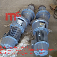 Customized for Electrical Cable Tower crane spare part slewing motor supply to Saint Kitts and Nevis Supplier