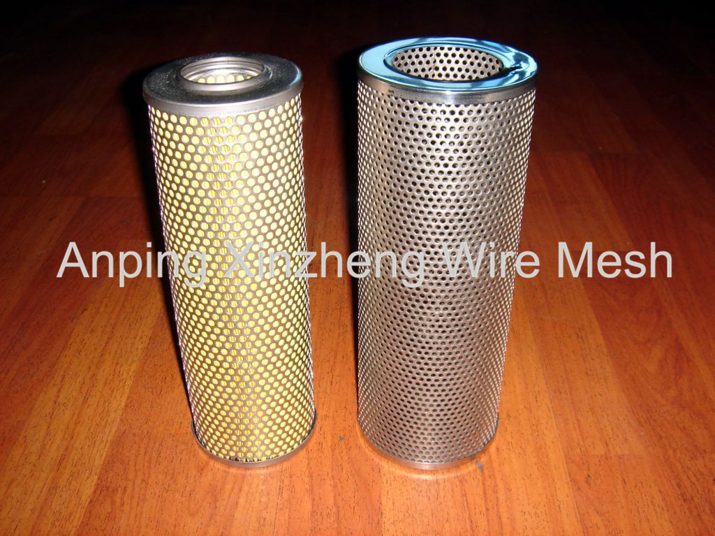 Metal Filter Pipes