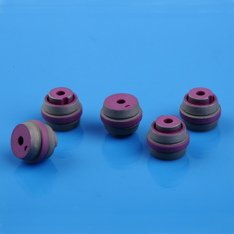 MoMn metallizing ceramic insulator
