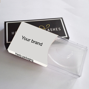 Private label False Eyelash Paper Box