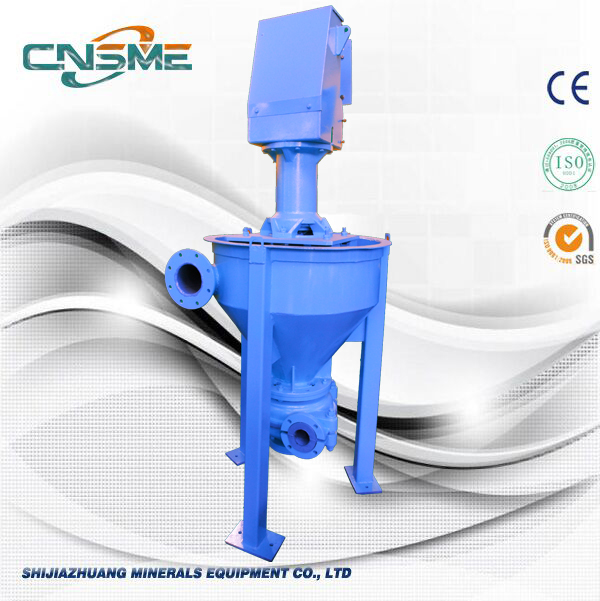 Vertical Tank Foamy Pump